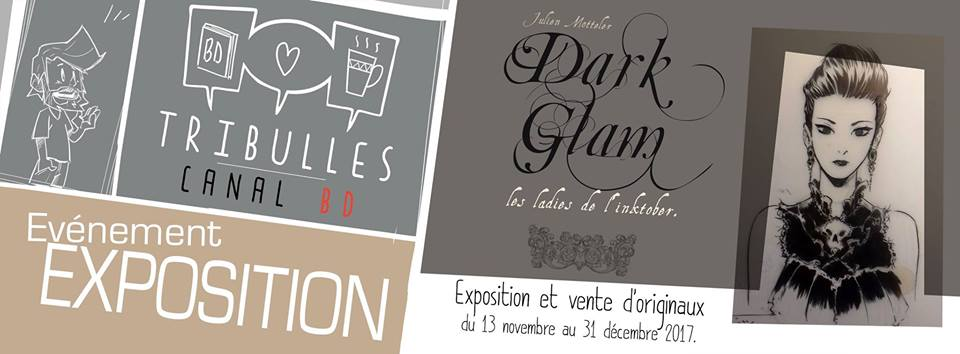 Exposition Dark Glam